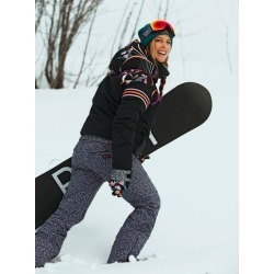 POP Snow Summit Shell Snow Bib Pants found on Bargain Bro India from Roxy for $229.95