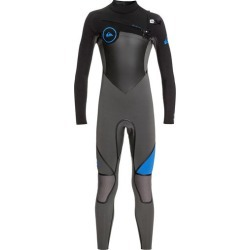 Boy's 8-16 4/3mm Syncro Plus Chest Zip Wetsuit found on Bargain Bro Philippines from Quicksilver for $179.95