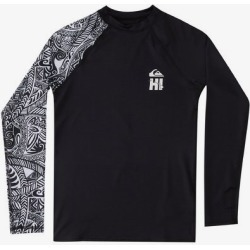 Boy's 8-16 Ma Kai Long Sleeve UPF 50 Rash Vest found on Bargain Bro Philippines from Quicksilver for $29.00
