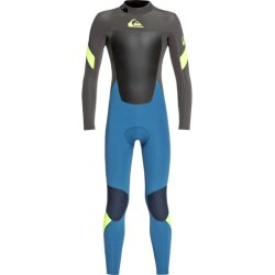 Boy's 8-16 3/2mm Syncro Back Zip GBS Wetsuit found on Bargain Bro Philippines from Quicksilver for $149.95