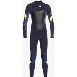 Boy's 8-16 3/2mm Syncro Plus Chest Zip Wetsuit found on Bargain Bro Philippines from Quicksilver for $161.99