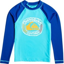 Boy's 2-7 Bubble Dreams Long Sleeve UPF 50 Rashguard found on Bargain Bro Philippines from Quicksilver for $29.00