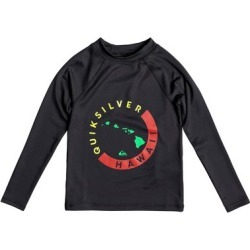 Boy's 2-7 Kona Long Sleeve UPF 50 Rashguard found on Bargain Bro Philippines from Quicksilver for $29.00