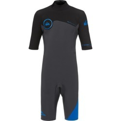 Boy's 8-16 2/2mm Syncro Series Short Sleeve Back Zip FLT Springsuit found on Bargain Bro Philippines from Quicksilver for $55.99