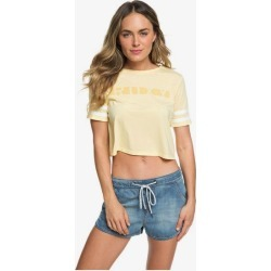 Wondering Why Cropped Tee
