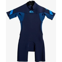 2/2mm Syncro Short Sleeve Back Zip FLT Springsuit found on Bargain Bro Philippines from Quicksilver for $59.95