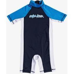 Boy's 2-7 Spring Short Sleeve UPF 50 Rashguard found on Bargain Bro India from Quicksilver for $35.00