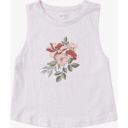 Girls 4-16 Garden Of Beauty Sleeveless Tee found on Bargain Bro India from Roxy for $16.99