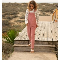 Girls 4-16 Animal Spirit - Corduroy Dungarees found on Bargain Bro India from Roxy for $55.00