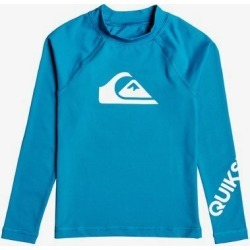 Boy's 2-7 All Time Long Sleeve UPF 50 Rashguard found on Bargain Bro from Quicksilver for USD $12.15