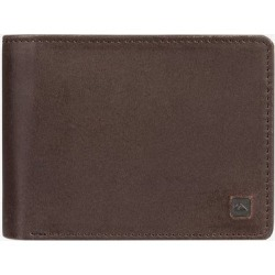 Mack X Leather Bi-Fold Wallet found on MODAPINS from Quicksilver for USD $38.00