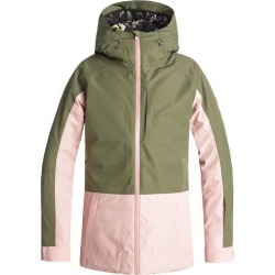 Torah Bright Snowflake Snow Jacket found on Bargain Bro India from Roxy for $180.99