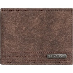 Stitchy Wallet Bi-Fold Leather Wallet found on MODAPINS from Quicksilver for USD $30.00