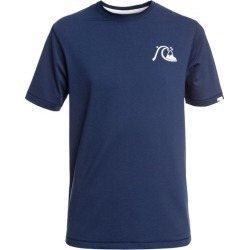 Boy's 8-16 Bubble Logo Short Sleeve UPF 50 Surf Tee found on Bargain Bro Philippines from Quicksilver for $30.00