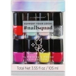 #Nail Squad 14 Pc Nail Polish Set found on MODAPINS from BurkesOutlet for USD $20.00