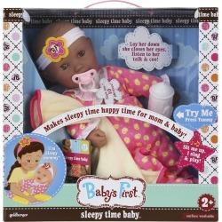 Sleepy Time Baby Doll