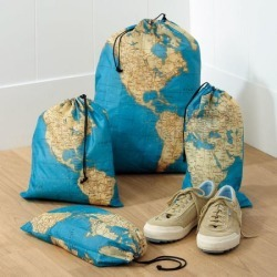 Around the World Travel Bags found on Bargain Bro India from colorfulimages.com for $19.99