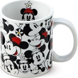 Minnie Porcelain Mug by Disney® found on Bargain Bro India from colorfulimages.com for $8.99