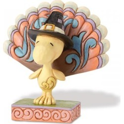 Woodstock Turkey Figurine by Jim Shore found on Bargain Bro India from colorfulimages.com for $17.99