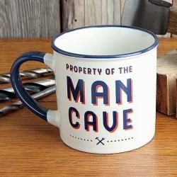 Man Cave Hardware Store Mug