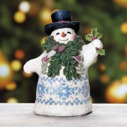 Victorian Snowman by Jim Shore found on Bargain Bro India from colorfulimages.com for $26.99