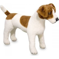 Plush Jack Russel Terrier by Melissa & Doug found on Bargain Bro India from colorfulimages.com for $39.99
