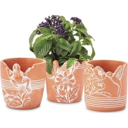 Garden Critters Planter found on Bargain Bro India from colorfulimages.com for $16.99