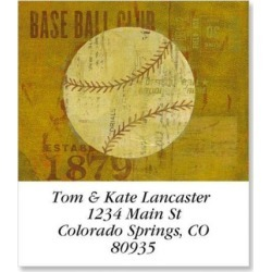 Sports Balls Select Address Labels (8 Designs) found on Bargain Bro India from colorfulimages.com for $8.99