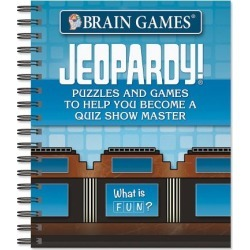 Jeopardy® Brain Games®