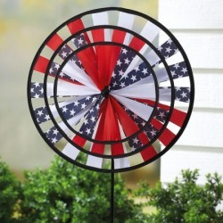 Patriotic Triple Spinner found on Bargain Bro India from colorfulimages.com for $12.99