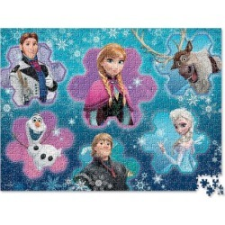 Disney® Cool Characters Collage Frozen Puzzle