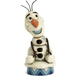 Silly Snowman Figurine by Jim Shore found on Bargain Bro India from colorfulimages.com for $24.99
