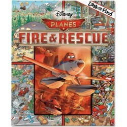 Disney® Planes Fire & Rescue Look and Find® Book found on Bargain Bro Philippines from colorfulimages.com for $10.99