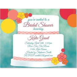 Sweet Details Invitation found on Bargain Bro India from colorfulimages.com for $12.99