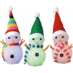 Color Changing Snowmen found on Bargain Bro India from colorfulimages.com for $10.00