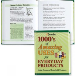 1000s of Amazing Uses Book