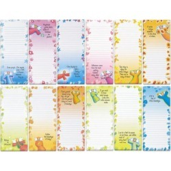 Angel Magnetic Note Pads
