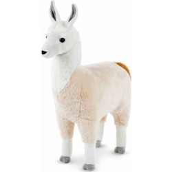 Plush Llama by Melissa & Doug found on Bargain Bro India from colorfulimages.com for $89.99