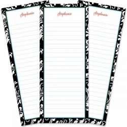 Opulent Shopping List Pad