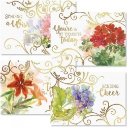 Deluxe Get Well Cards - Set 8
