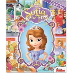 Disney® Sophia the First Look and Find® Book found on Bargain Bro Philippines from colorfulimages.com for $10.99
