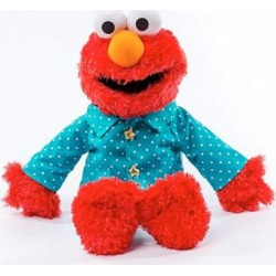 Sesame Street Sleepy Time Elmo Plush Doll found on Bargain Bro India from colorfulimages.com for $34.99