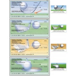 Tee to Green Duplicate Checks With Matching Address Labels