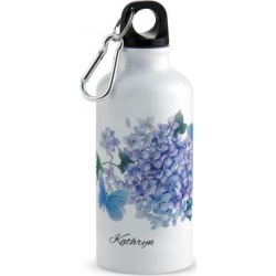 Lavender Beauty Personalized Water Bottle found on Bargain Bro India from colorfulimages.com for $14.99