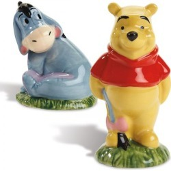 Winnie the Pooh and Eeyore Salt & Pepper Shakers found on Bargain Bro India from colorfulimages.com for $19.99