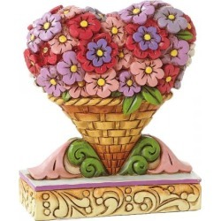 Heart Figurine by Jim Shore found on Bargain Bro India from colorfulimages.com for $15.99