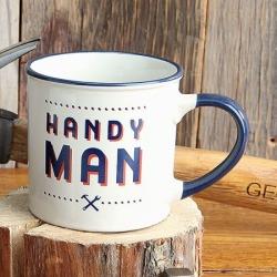 Handy Man Hardware Store Mug