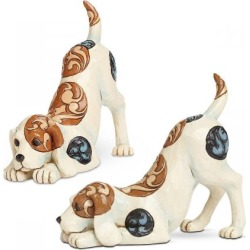 Dog Playing Figurine by Jim Shore found on Bargain Bro India from colorfulimages.com for $36.99