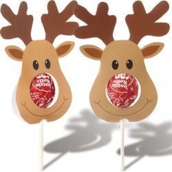 Reindeer Lollipop Holders - Buy 1 Get 1 found on Bargain Bro India from colorfulimages.com for $2.98