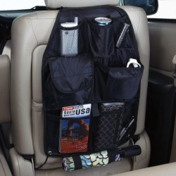 Auto Seat Organizer found on Bargain Bro India from colorfulimages.com for $10.99